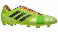 New Adidas Nitrocharge 2.0 TRX FG Mens Soccer Cleats - Green / Black
