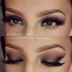 Makeup look for BROWN EYES~Purple Eyeshadow~Pictorial