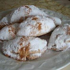 μαστιχακια χιωτικα - MAMAVASSO Greek Recipes, My Recipes, Russian Cookies, Greek Sweets, Perfect Cookie, Pound Cake, Pecan, Holi, Biscuits