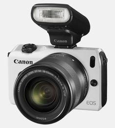 La nueva cámara de Canon: EOS M