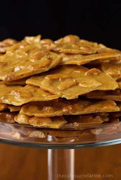 This Curry Cashew Brittle is a new twist on your old peanut brittle recipe! The curry adds a wonderful, almost imperceptible depth of flavor. Delicious!