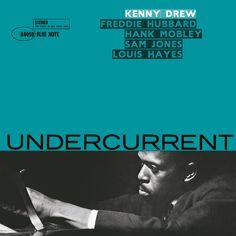 Kenny Drew, Undercurrent (Remastered) in High-Resolution Audio - ProStudioMasters Online Vinyl Store, Blue Note Jazz, Francis Wolff, Freddie Hubbard, Blue Train, Rare Vinyl Records, Vinyl Junkies, Latest Albums, Cd Album