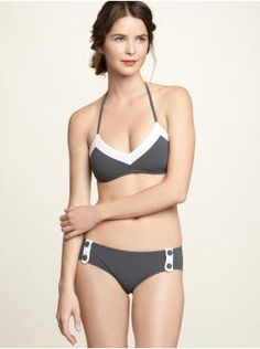 sudden urge to buy a new swimsuit and this one is slightly more affordable than the jcrew one I want... #swim