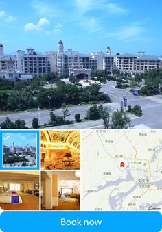 Country Garden Phoenix Hotel Anqing (Anqing, China) – Book this hotel at the cheapest price on sefibo.