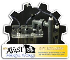Avast Marine DIY Calcium Reactor Kit