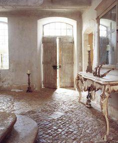 #Foyer Chateau de Gignac.