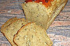 Steirisches Kürbiskern - Öl - Brot