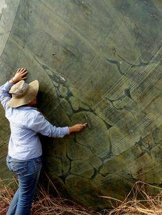 Ophiolitic Suit Serra do Tapa - Pillow Basalt - Brazil