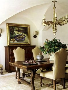Eleanor Cummings Interior Design Portfolio Antique Dining RoomsDining