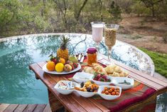 Surrounded by an ancient Tambuti Forest, the lodge is situated in the malaria- free Black Rhino Game Lodge, a concession of Pilanesberg National Park. North West Province, Shattered Dreams, Game Lodge, Game Reserve, Yum Yum, Africa, Travel, Kitchens, Viajes