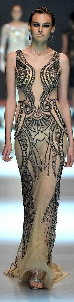 Dany Tabet couture 2015