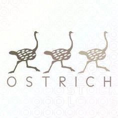 OSTRICH logo - Sold