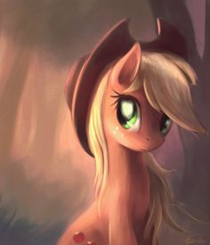 Applejack by =AeronJVL on deviantART