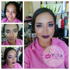 💋Make up 💜  Realiza tu cita de belleza📱6699415513  #yuka_make_up