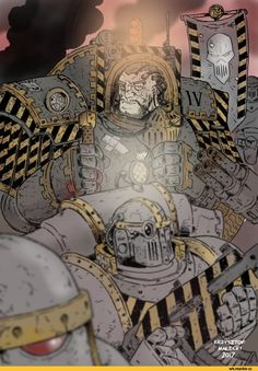 Warhammer 40000,warhammer40000, warhammer40k, warhammer 40k, ваха, сорокотысячник,фэндомы,Iron Warriors,Horus Heresy,Ересь Хоруса,Wh Past,perturabo,Primarchs