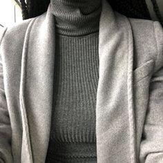 Heather grey/charcoal grey