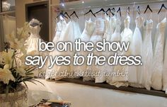 be on the show say yes to the dress