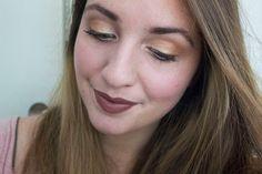 tutoriel maquillage The Chocolate Shop