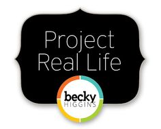 Lindsay Teague Moreno is doing a Becky Higgins Project Real Life giveaway on her blog
