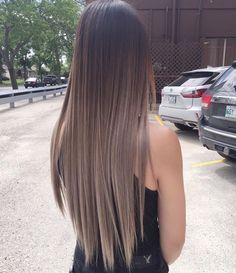 Hottest Hair Color Trends This Year – – Balayage Haare Hair Color Balayage, Hair Highlights, Ashy Balayage, Caramel Highlights, Caramel Balayage, Hair Color Ideas For Brunettes Balayage, Ash Brown Balayage, Bayalage Black Hair, Hair Color Ideas For Brunettes For Summer