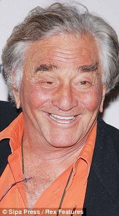 Columbo star Peter Falk dies at 83 after battle with dementia Columbo Tv Series, Murder By Death, Columbo Peter Falk, John Cassavetes, The Great Race, Childhood Tv Shows, Detective Series, O Brian, Steven Spielberg