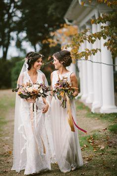 Charleston Weddings magazine fall-winter 2015 / photograph by Mark Williams Studio