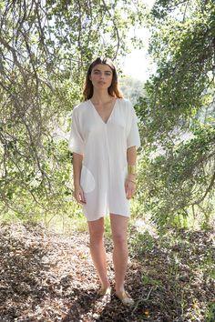 New linen face masks. Leftover Fabric, White Dress, Silhouette, House Styles, Casual, Dresses, Fashion, Vestidos, Moda