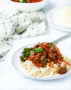 Against All Grain - Paleo Slow Cooker Thai Beef Stew - www.PaleoCupboard.com paleo recipes