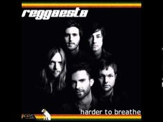 Maroon 5 - Harder To Breathe (reggae version by Reggaesta)