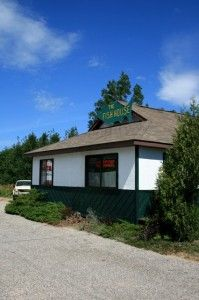 Brown Fisheries Fish House - Paradise, MI Go early when the days catch is gone dinner is over.