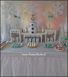 Disney Frozen Birthday Party Ideas | Photo 4 of 28 | Catch My Party