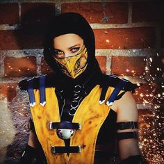 Make sure to go and follow this lovely and talented cosplayer  @calypsencosplay  as Fem.  Scorpion from Mortal Kombat X! She is absolutely amazing and definitely worth following. So check out her page and show her lots of love !  Photo by  @dochuu.the.bug.princess #amazing #talented #gorgeous #cosplay #cosplayer #cosplaying #girlswhocosplay #cosplayersofinstagram #genderbend #scorpion #scorpioncosplay #ladyscorpion #mortalkombat #mortalkombatcosplay #mkx #getoverhere #followher…