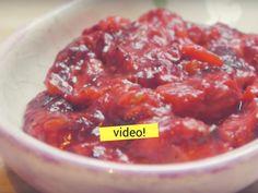 Receta de mermelada casera para diabéticos, a base de frutillas y sin nada de azucar! Encontrá ésta y otras recetas para diabéticos en PaulinaCocina.net