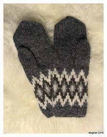 Jälleen valmistui kahdet lapaset Lettlopista. Tällä kertaa halusin neuloa lapaset miesten käsiin. Viikko sitten lauantaina neuloessani hu... Knitting Socks, Knit Socks, Gloves, Winter, Passion, Diy, Fingerless Gloves, Tricot, Handarbeit