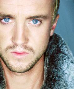 tom felton...those eyes >>>>>