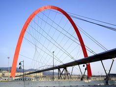 Turin Footbridge / HDA Paris