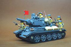 Soviet T-34 Model 1943 | Flickr - Photo Sharing!