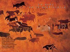 Cuento que narra la historia de Pedro, un niño de la Prehistoria.