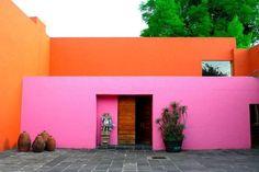 luis barragan's architecture makes me happy