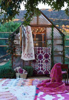 Velvet and Linen: Patina Farm Anthropologie Style