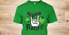 Discover St Patrick's Day Shamrock T-Shirt from St. Patrick's Day Special Tee, a custom product made just for you by Teespring. With world-class production and customer support, your satisfaction is guaranteed. - Celebrate the Glorious St. Patrick's Day by...
