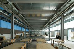 Complexo de Artes e Arquitetura da Universidade de Évora - Évora, Portugal /  INÊS LOBO, VENTURA TRINDADE ARQUITECTO UNIP. LDA