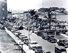 Arpoador , Rio de Janeiro dos anos 50 ...