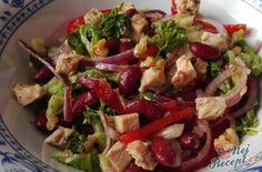 Kung Pao Chicken, Finger Foods, Food Inspiration, Potato Salad, Salads, Food And Drink, Health Fitness, Yummy Food, Snacks