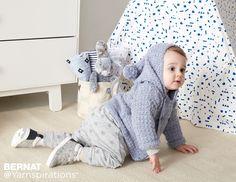 Cozy Crochet Hoodie - free pattern! 8ply