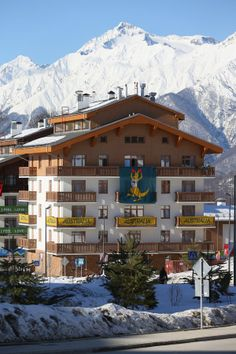 SOCHI, RUSSIA - FEBRUARY 04: Apartments of the Australia team are seen at the Athletes Village in the Rosa Khutor mountain village cluster prior to the Sochi 2014 Winter Olympics on February 3, 2014 in Sochi, Russia. (Photo by Alex Livesey/Getty Images)