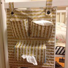 Bed side bag