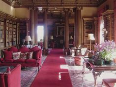 Highclere Castle Bedrooms | Highclere Castle has been Carnarvon family's home since 1679 ...