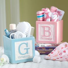 Perfect gift for a newborn! Note: use a good quality paper or ...