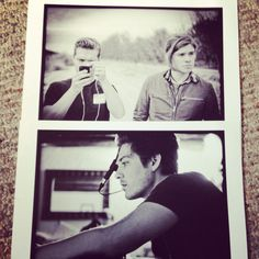 Oh yes! My Taylor #Hanson prints from the gallery at #HansonDay #HansonDay2013.